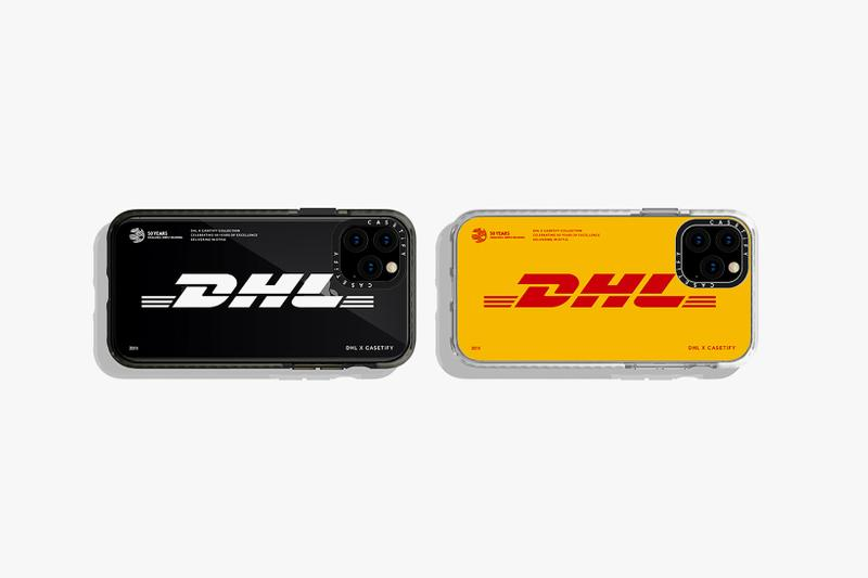 casetify dhl phone cases iphone 11 pro max apple red yellow black