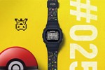 Picture of Pokémon and Casio G-SHOCK Debut a Limited-Edition Pikachu Watch
