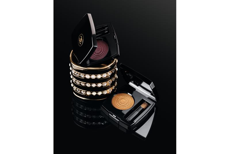 Chanel Holiday 2019 Makeup Collection Eyeshadow Grandeur Poupre Brun