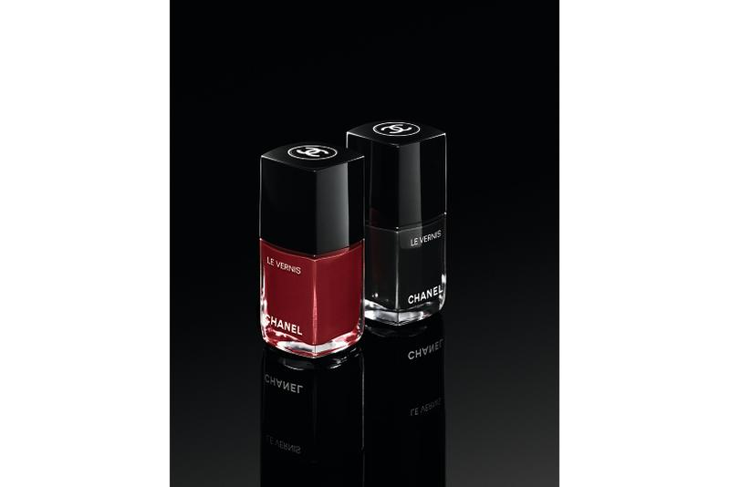 Chanel Holiday 2019 Makeup Collection Nail Polish Deepness Richness