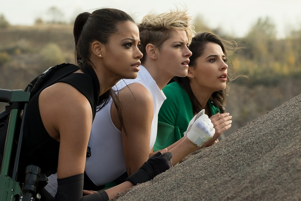 Watch the Anticipated Action-Packed Trailer for 'Charlie's Angels'