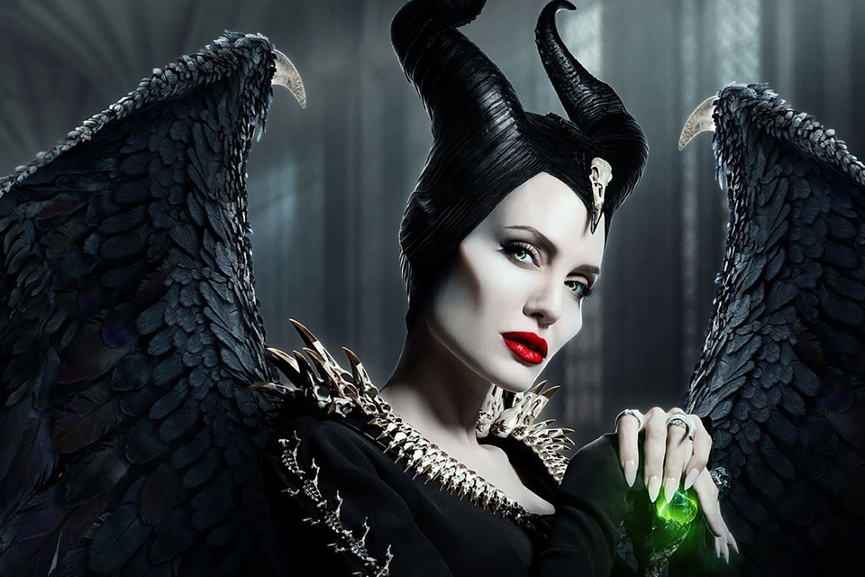 Here's How to Recreate Disney's Maleficent's Makeup Look for Halloween