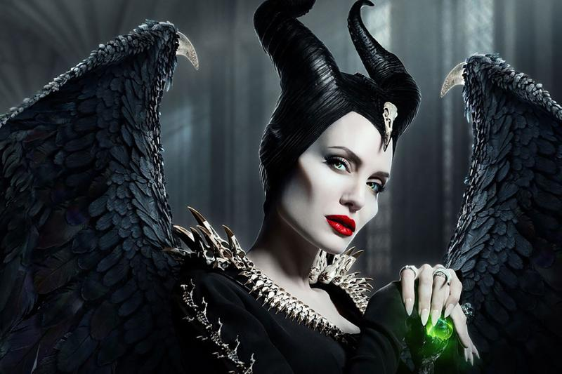 disney maleficent makeup look angelina jolie halloween mac evil queen red lipstick black wings