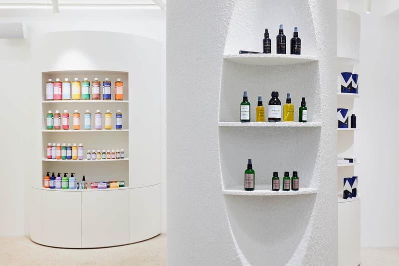 Dover Street Parfums Market Beauty Store Paris Comme des Garcons Interior Design