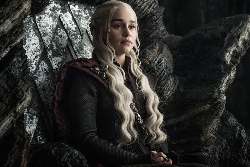game of thrones hbo house of the dragon prequel series tv show emilia clark daenerys targaryen iron throne