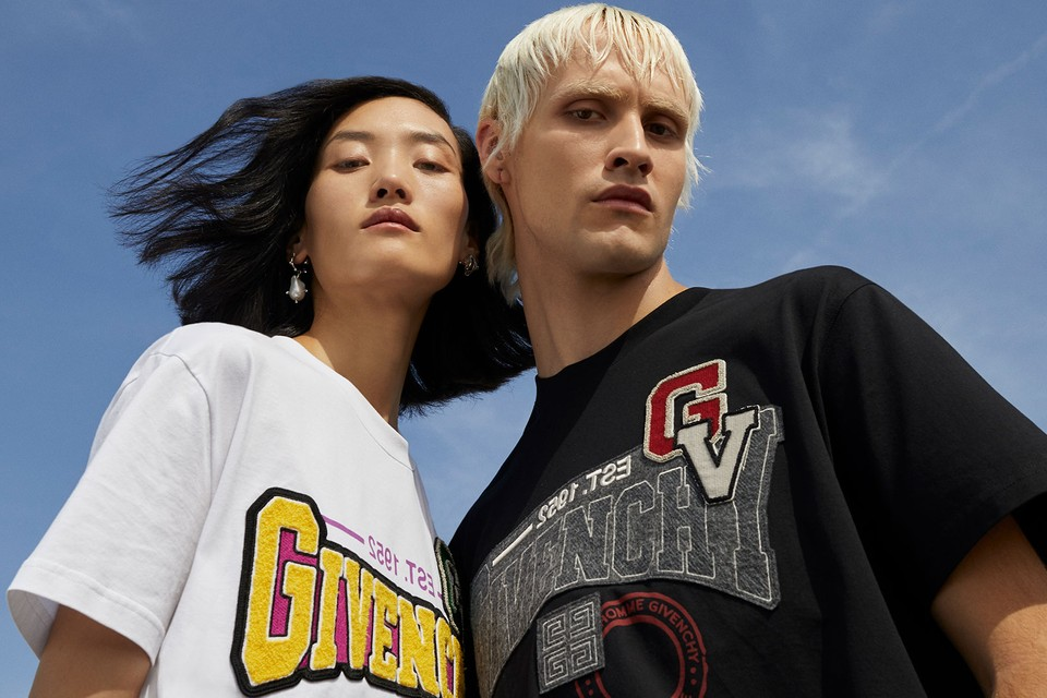 Givenchy Launches Its Immersive E-Commerce Platform to the U.S. Market