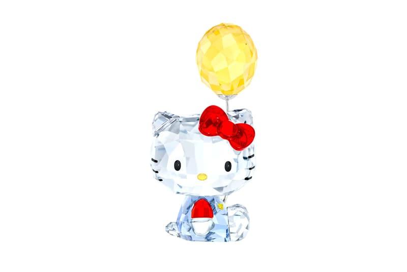 Hello Kitty Swarovski Crystal Balloon