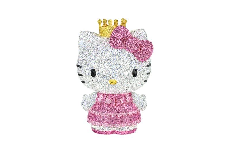 Hello Kitty Swarovski Crystal Princess Limited Edition