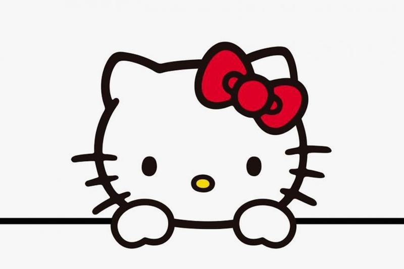 hello kitty sanrio character cartoon cat