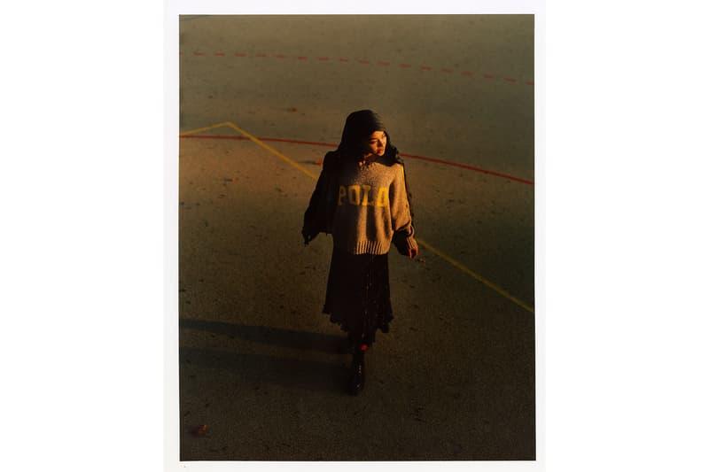 Hoe Mies Berlin Interview Polo Ralph Lauren Look Book