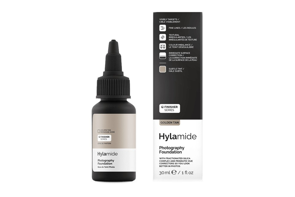 Hylamide's Photography Foundation Is Like a Filter for Your Face