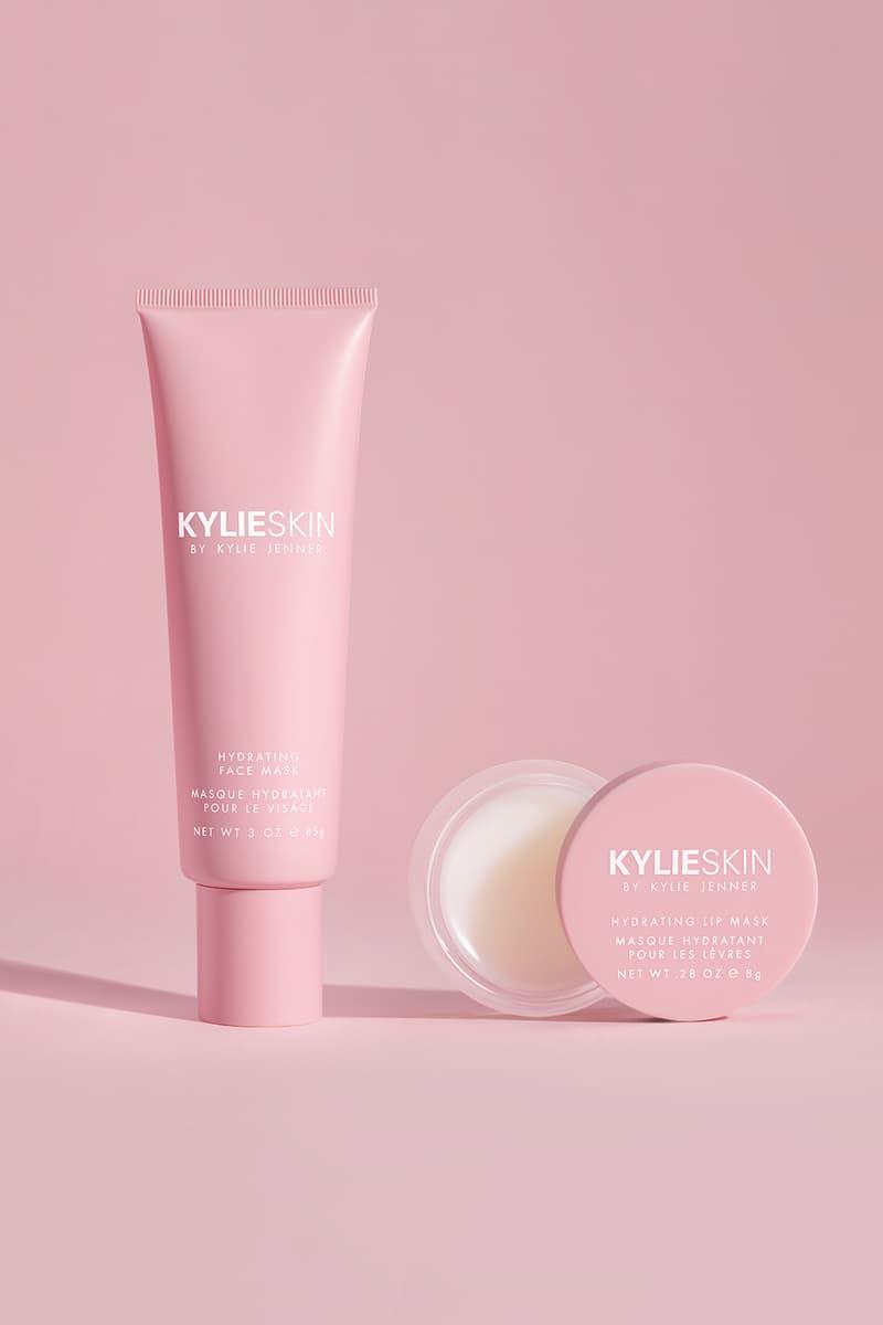 Kylie Skin Hydrating Lip Face Mask