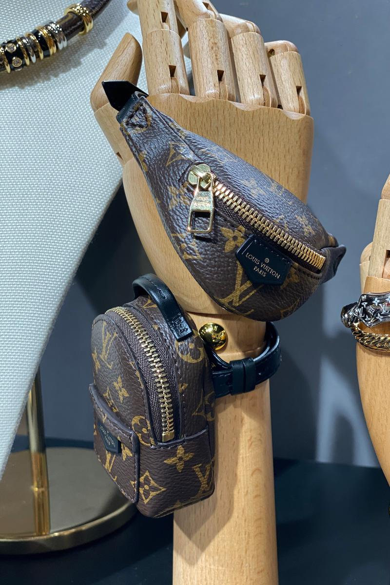 Louis Vuitton Tiny Monogram Bag Preview SS20 Accessory Nicholas Ghesquiere Design Backpack Bum Bag Brown Pattern Leather