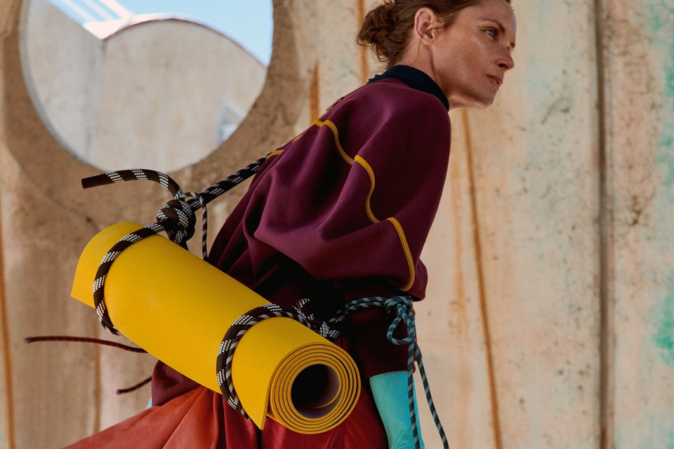 Lululemon Taps Into High Fashion Through First-Ever Collab With Roksanda