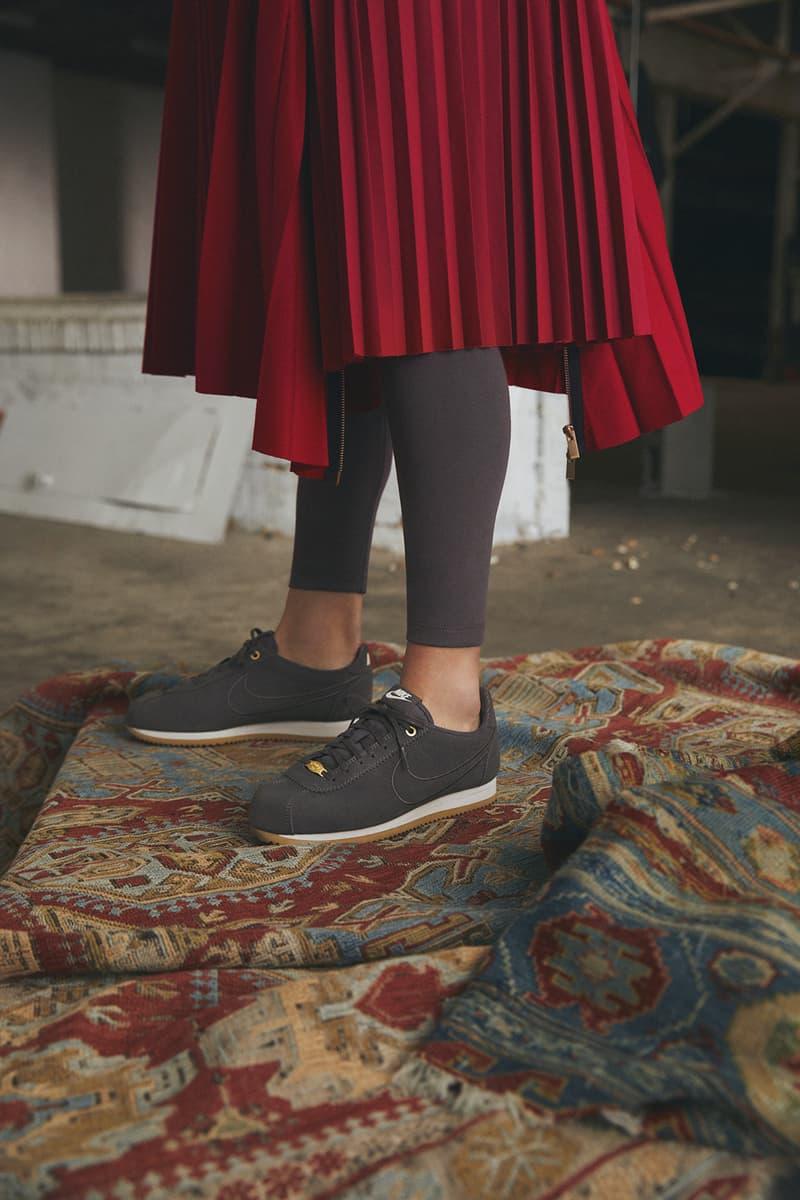 Nike x Maria Sharapova Classic Cortez Premium Blackened Blue