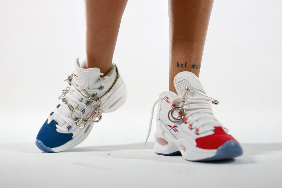 Reebok Teams up With Jewelry Designer Martine Ali for Its Latest Campaign