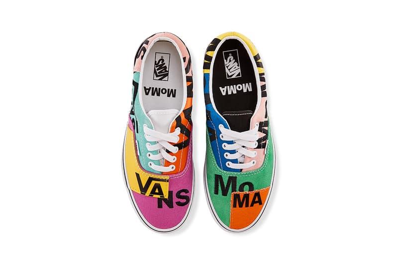 moma vans era sneakers reopening museum new york nyc