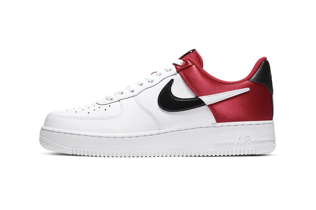 Nike Air Force 1 NBA Sneaker Release