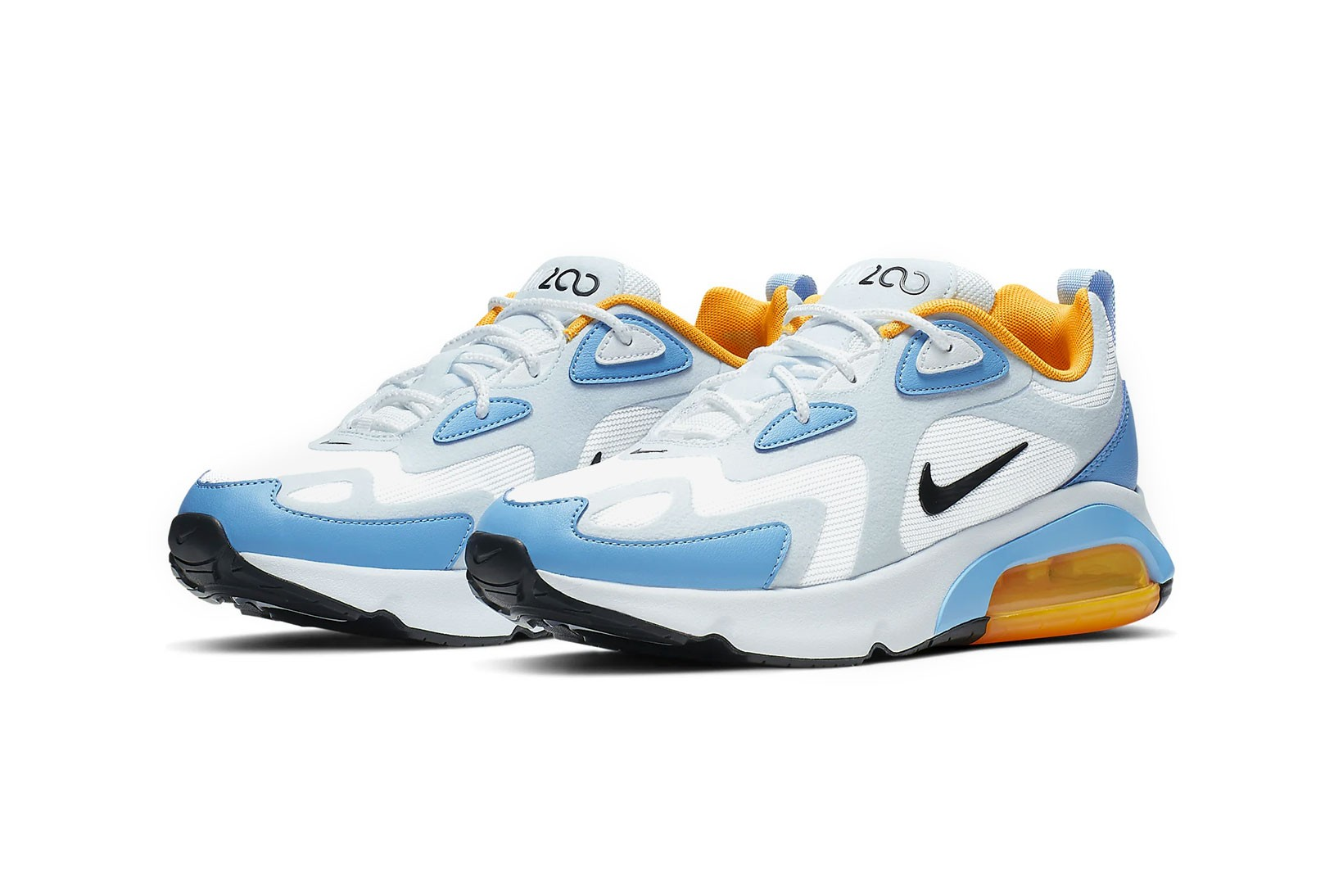 Nike's Air Max 200 9 Different