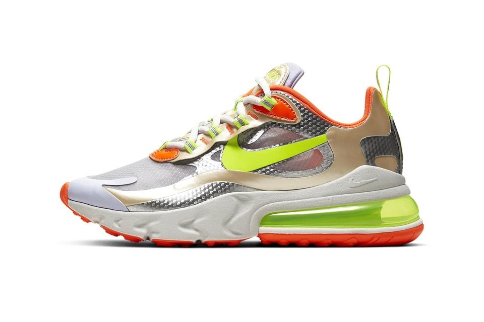 Take a Closer Look at Nike's Air Max 270 React LA Editions