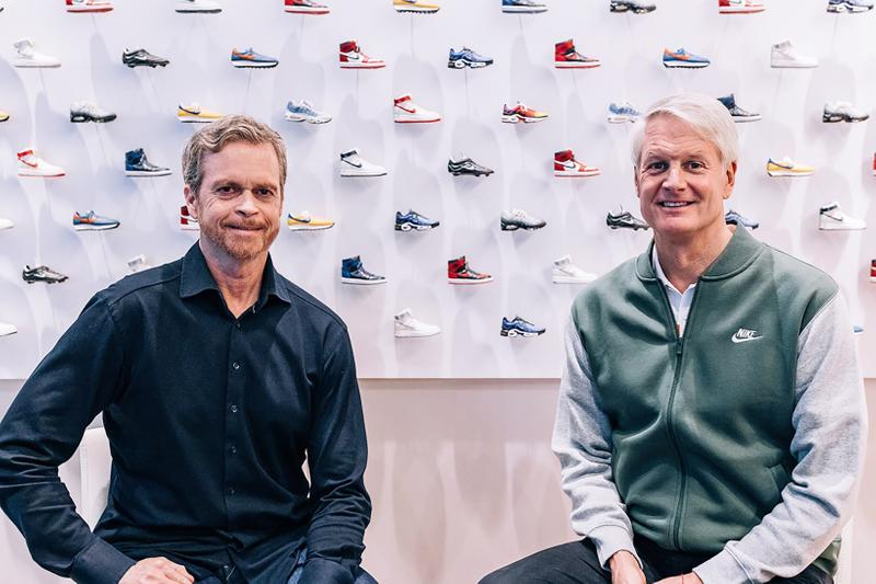 nike president ceo mark parker steps down john donahoe replace