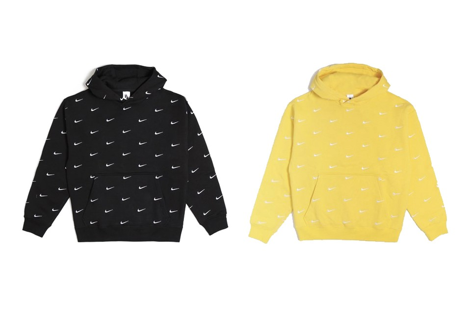 Nike's Swoosh Logo Hoodie Is the Ultimate Cozy Girl Staple
