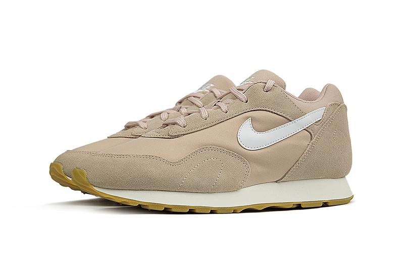 Nike Outburst Particle Beige White Sand Sail Womens Sneaker