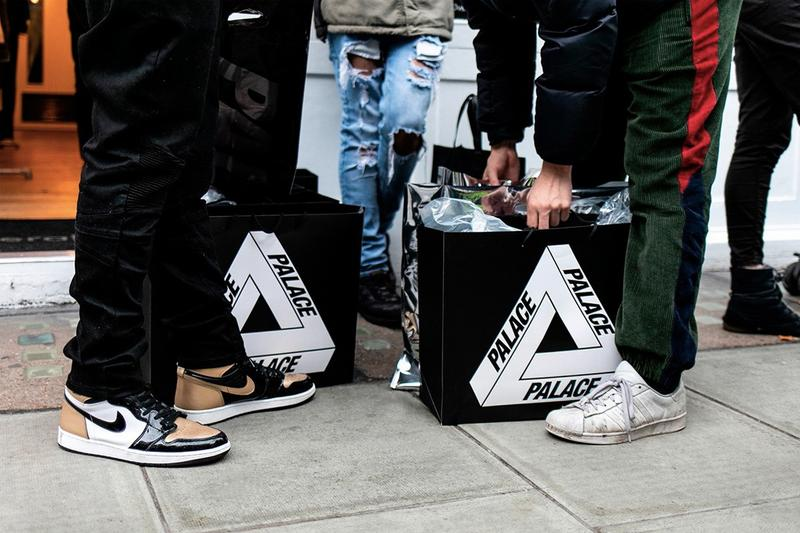 Palace Skateboards Shanghai China Pop-Up Store