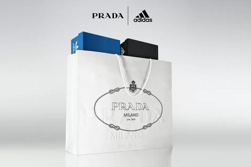 adidas Originals Prada Collaboration Rumour Sailing Sneaker Trainer Leak Price Release Date