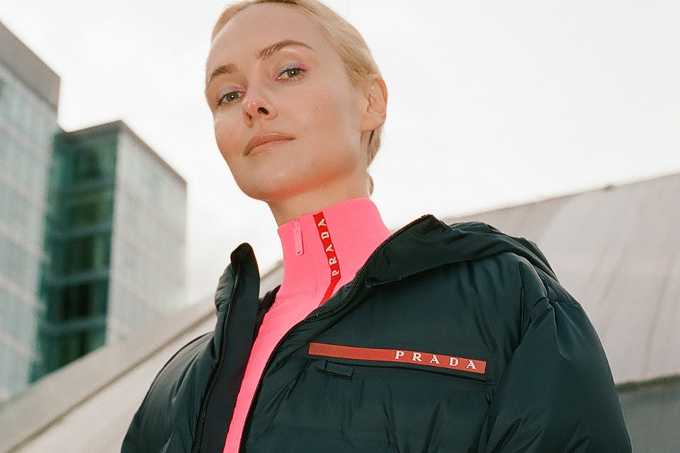 Prada's Linea Rossa Collection Shines in KM20's Latest Editorial