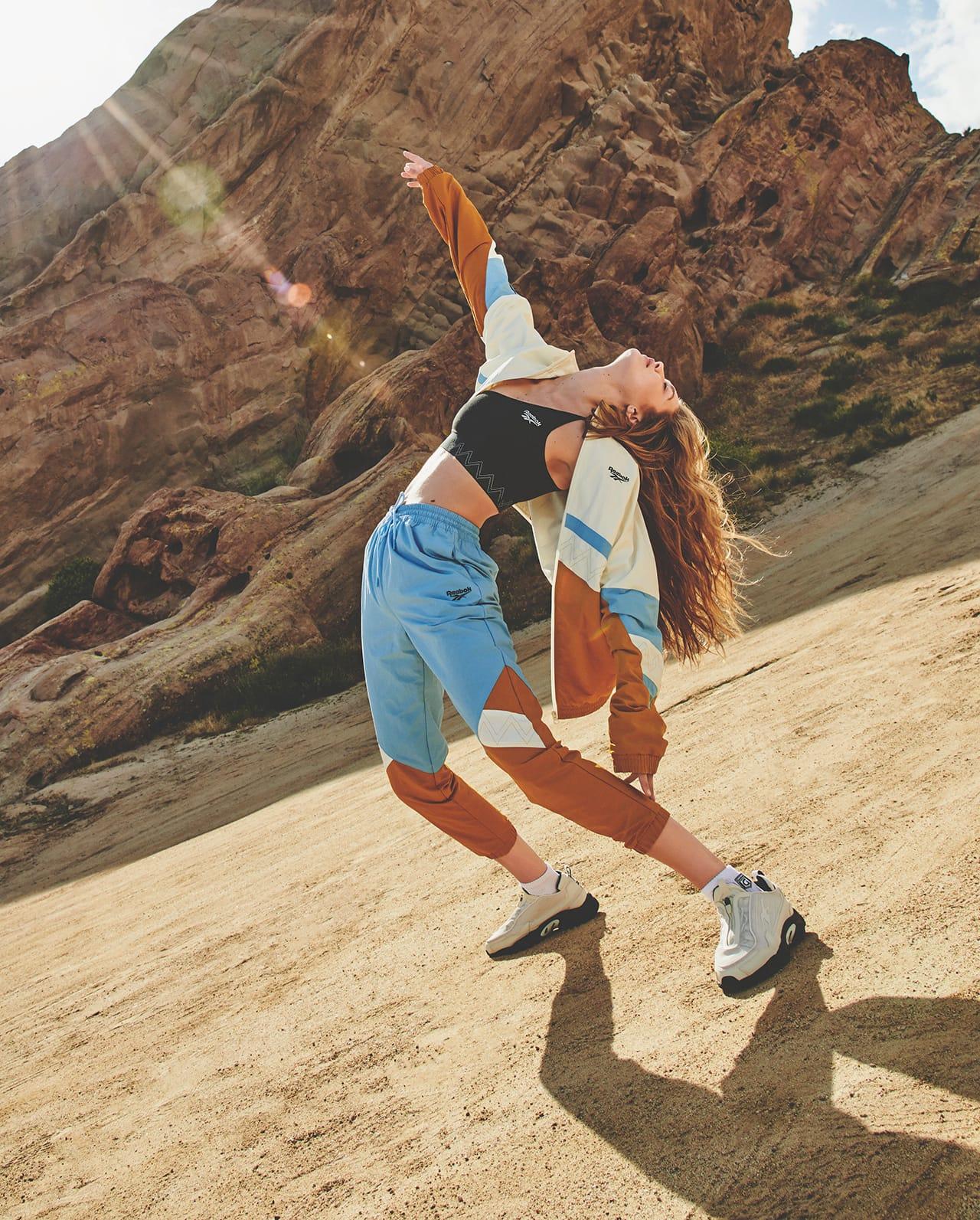 Gigi Hadid x Reebok FW19 Sneaker
