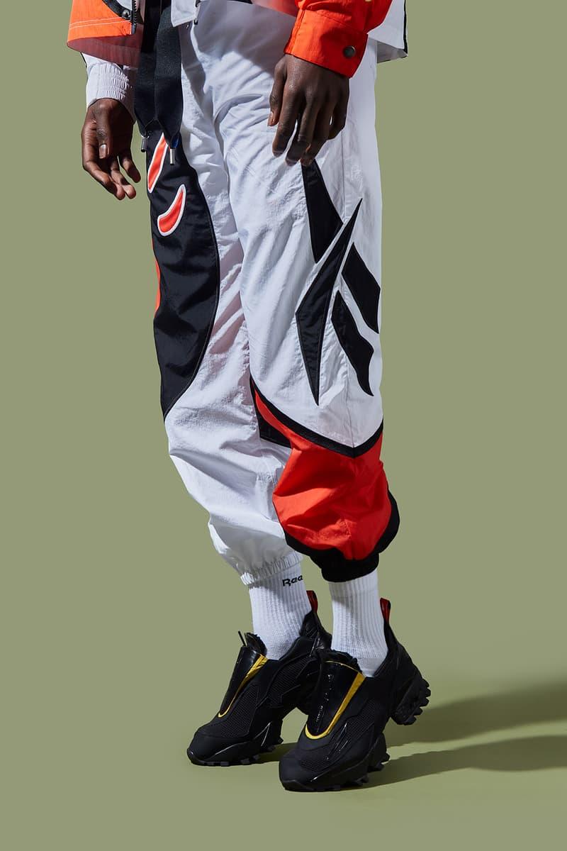 Reebok by Pyer Moss Collection 3 Trail Fury Sneakers Trainers Apparel Unisex Women's Kerby Jean Raymond Release Date Info