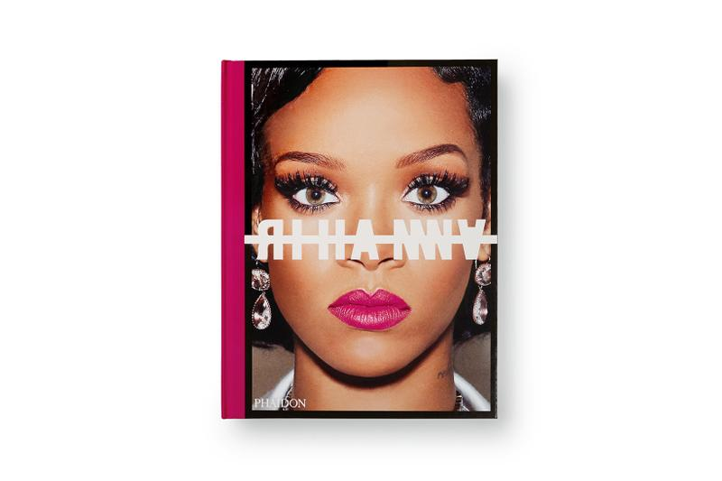 rihanna book autobiography phaidon singer haas brothers design cover