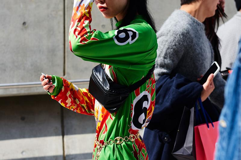 seoul fashion week spring summer 2020 street style nike yeezy gucci ss20 korea k-fashion