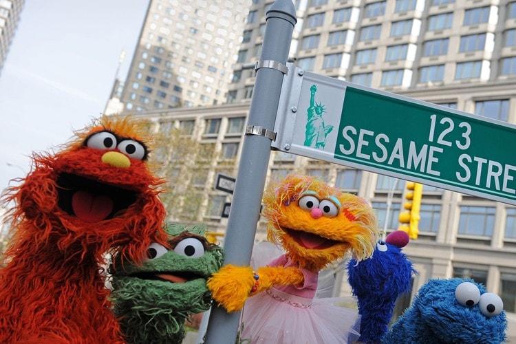 Kaws X Uniqlo Ut Sesame Street Collection Hypebae