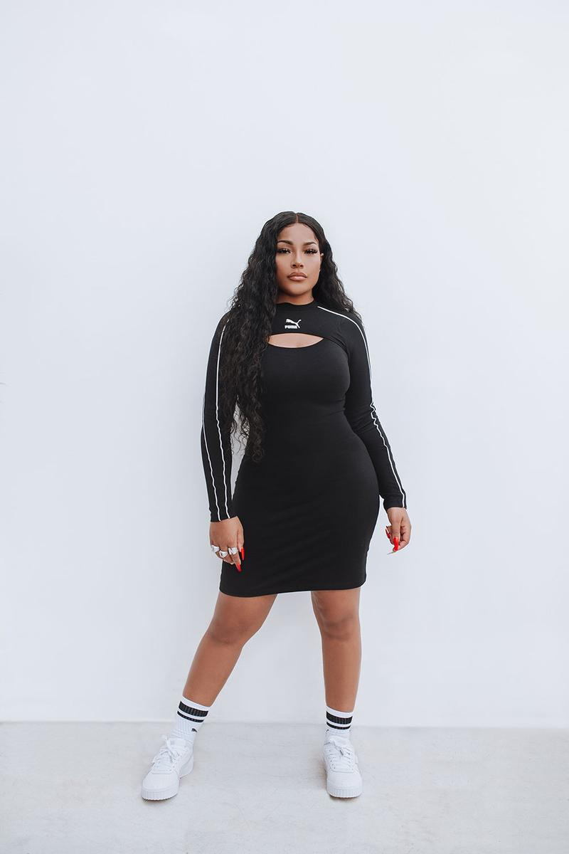 Rapper Stefflon Don Interview PUMA Cali