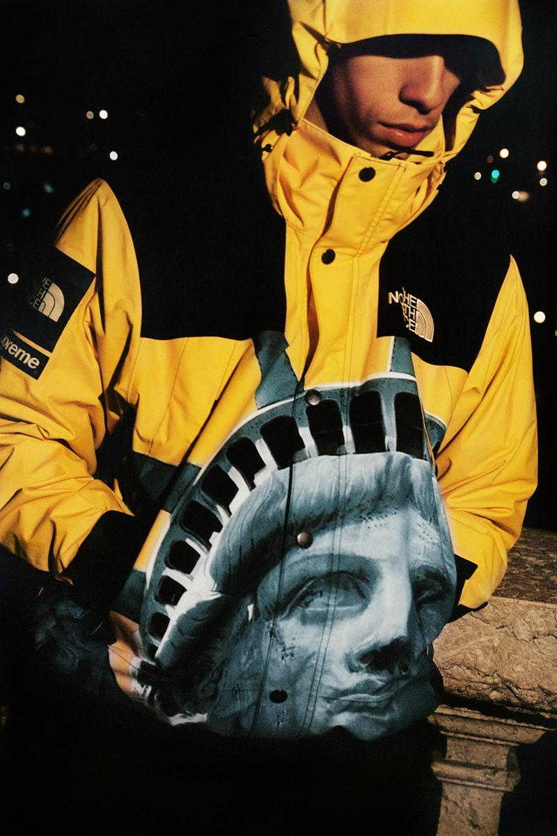 The North Face X Supremes Fall 2019 Collection Hypebae