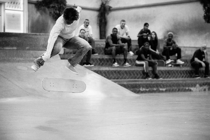 the berrics womens battle at the berrics batb skateboarding competition tournament