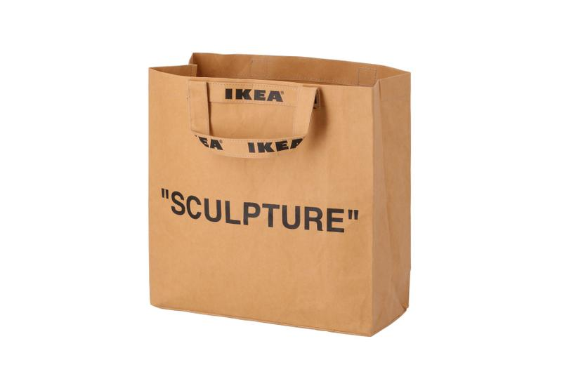 Where to Buy Virgil Abloh x IKEA Collection UK London Wembley Dublin Croydon Furniture Release Date Sign up