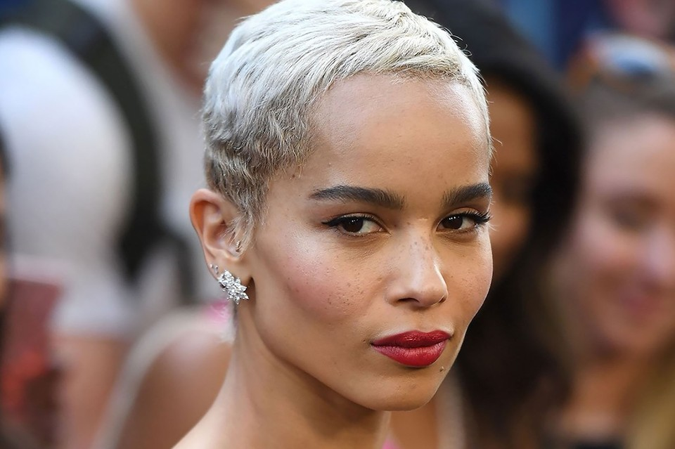 Zoe Kravitz Has Been Cast as Catwoman in 'The Batman'