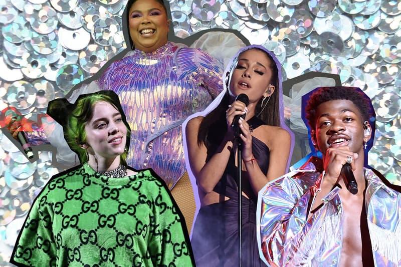 2020 Grammy Award Nominees Full List  Billie Eilish Lizzo Ariana Grande Lil Nas X Music New Artist