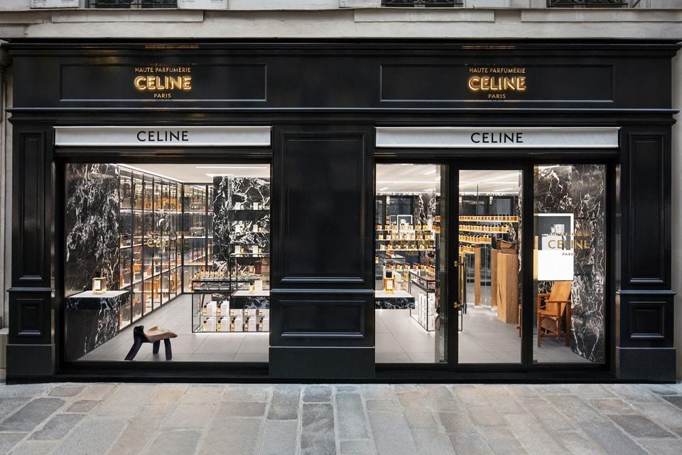 Take a Look at CELINE's New Haute Parfumerie Boutique
