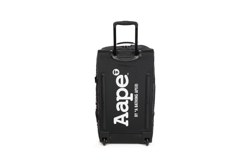 AAPE BAPE x Eastpak Collection Tranverz M Suitcase