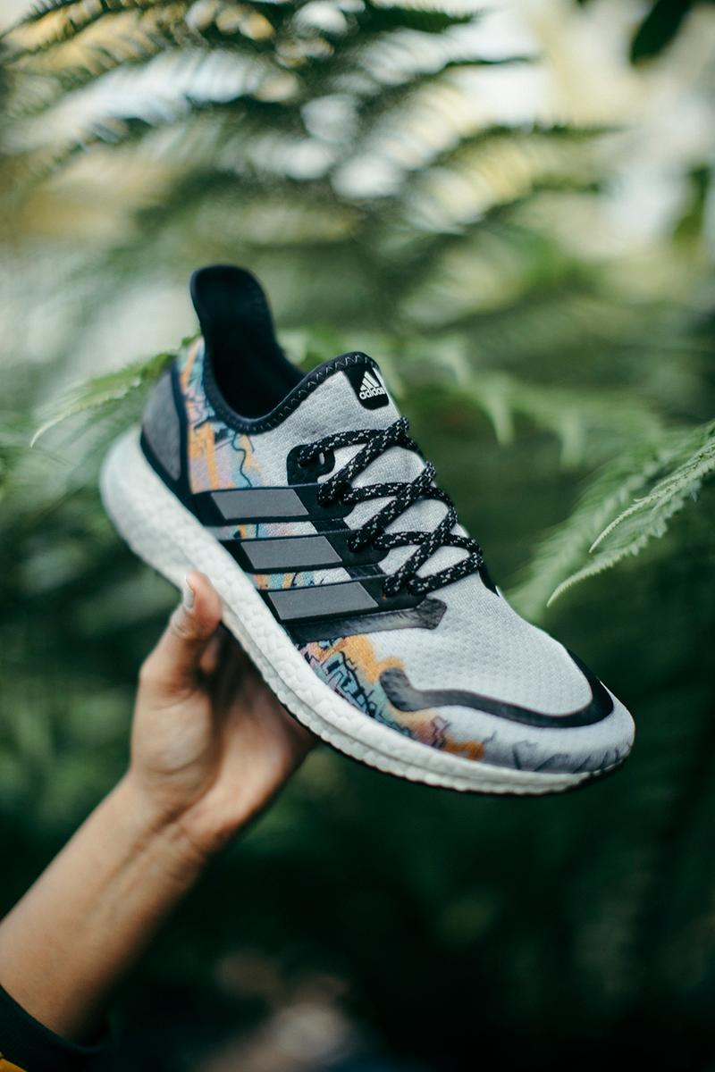 adidas SPEEDFACTORY Ultraboost Drop Final Release in City Series