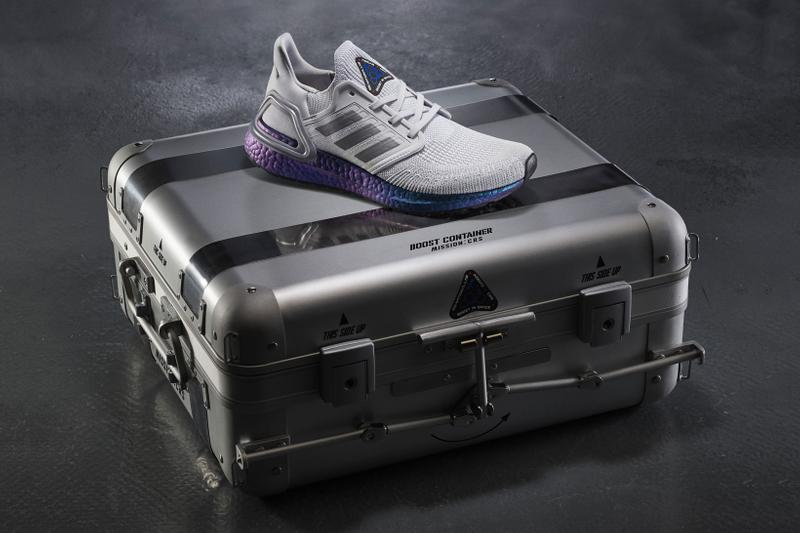 adidas UltraBOOST 20 International Space Station ISS Metallic Ombre