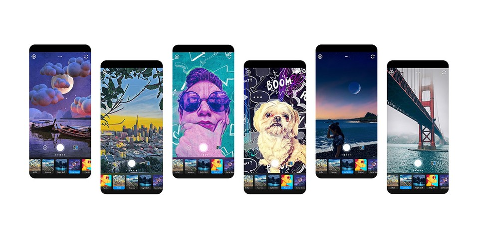 Adobe's New App Brings Filters and Effects to Smartphone Cameras