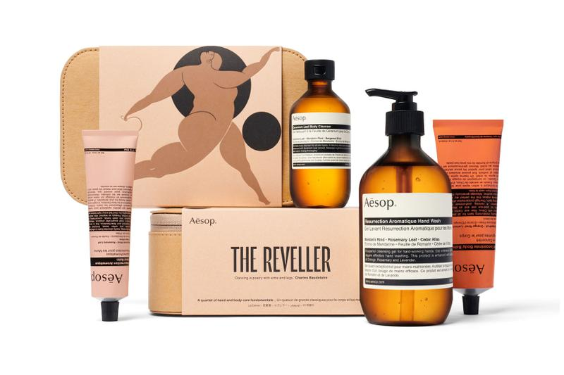 Aesop Of Muse and Myth Gift Kits Products