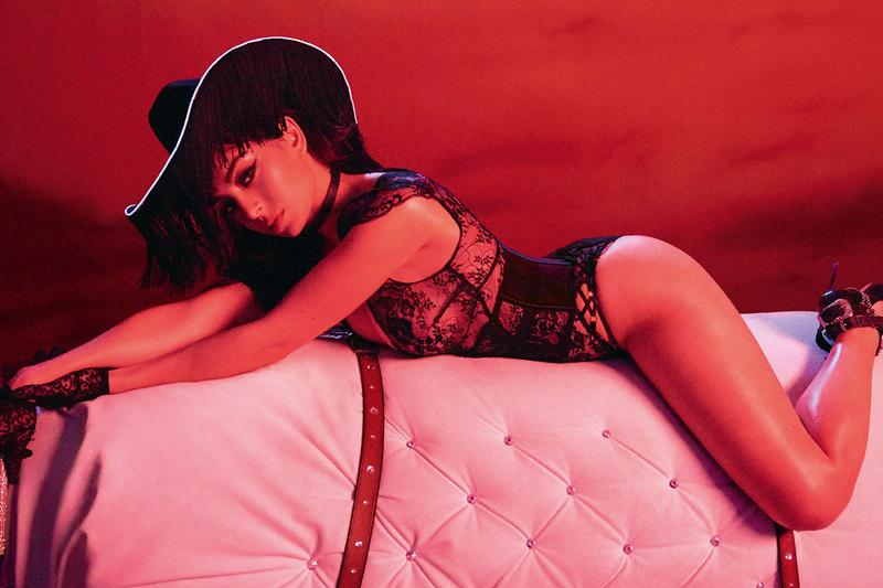 Charli XCX Agent Provocateur Holiday 2019 Campaign Collection Essie