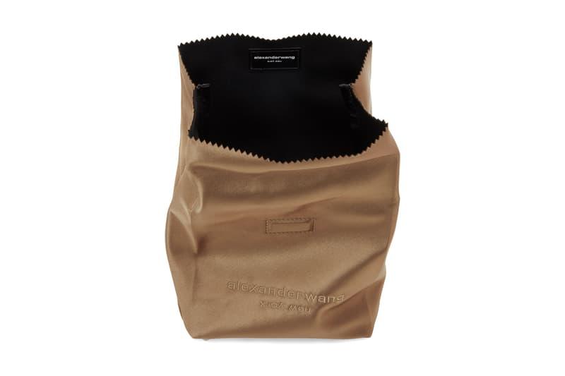 Alexander Wang Lunch Box Bag Clutch Accessory Pink Green Brown Beige