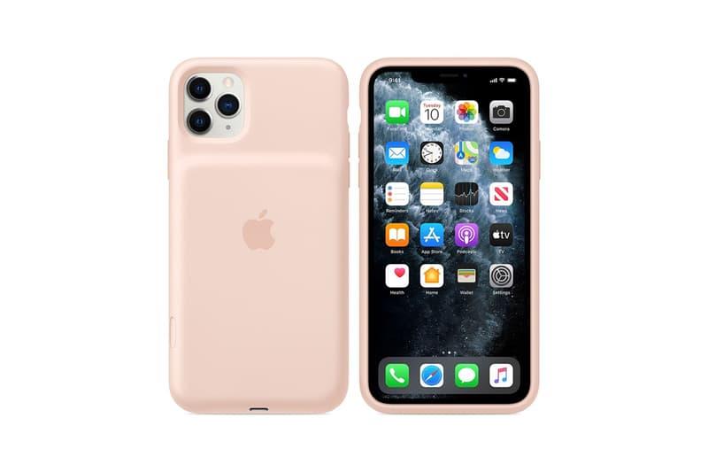 apple iphone 11 pro max smart battery case camera button black white pink tech